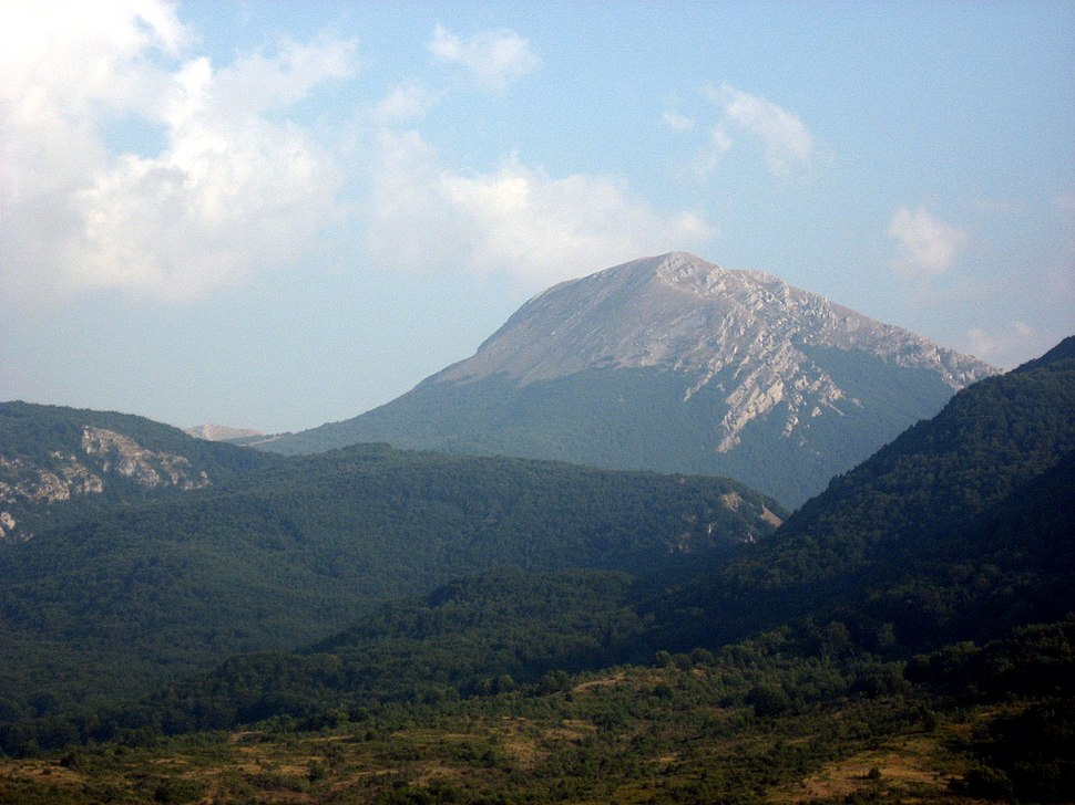 Mont Pollino