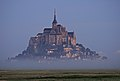 Mont Saint-Michel before dawn, view from the south. France.jpg