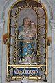 Montpeyroux (63) église autel NO statue.JPG