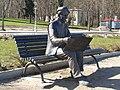 Monument of Antoni Suchanek Gdynia.JPG