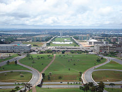 Monumental Axis, Brasilia
