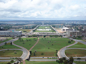 Image illustrative de l'article Axe monumental (Brasilia)