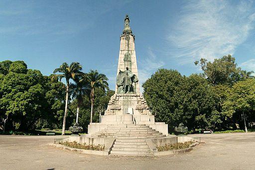 Monumento Campo de Santana