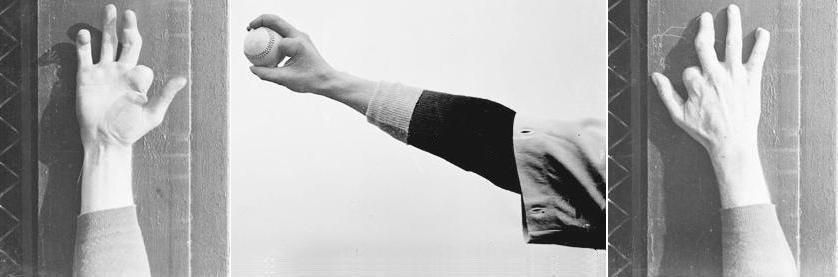 Mordecai Brown 3 fingers