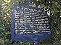 Morewood Massacre historical marker Pennsylvania.jpg