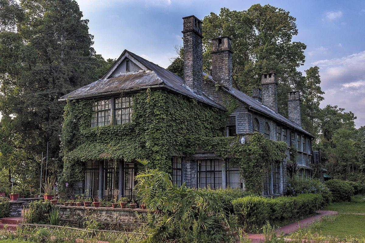 Morgan House, Kalimpong - Wikipedia