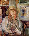 Morisot - julie-manet-with-a-straw-hat-1892.jpg