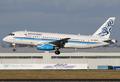 Moskovia Airlines Sukhoi Superjet 100 RA-89001 PRG 2014-01-12.png
