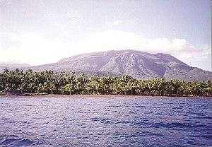 Mount Hibok-Hibok - Image: Mount Hibok Hibok