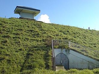 Mount Hobson (Auckland) - Image: Mount Hobson Water Reservoir