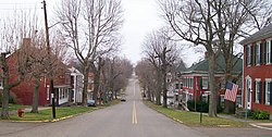 Union Street in Mount Pleasant
