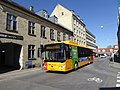 Movia bus line 202A on Ringstedgade.jpg
