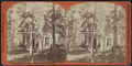Mrs. Higgins' Cottage, Silver Lake Camp Ground, from Robert N. Dennis collection of stereoscopic views.png