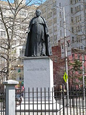 William Clark Noble - Image: Msgr Doane Newark jeh