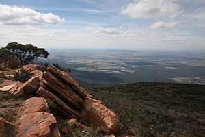 Mount William (Mount Duwil) - Image: Mt William 2
