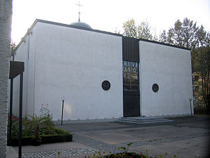 Ukrainian Catholic Apostolic Exarchate of Germany and Scandinavia - Cathedral of the Intercession of the Mother of God and of St. Andrew the Firstcalled