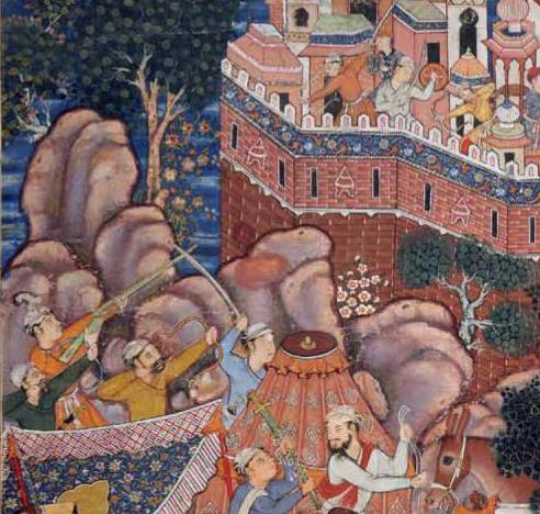 Mughal musket