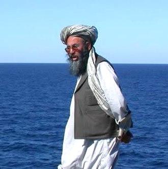Mullah Naqib - Alikzhai in Pakistan, c.1980s
