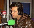 Multitalented Icon Yasir Akhtar at BBC Manchester, UK.jpg