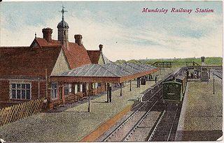 Mundesley-on-Sea railway station