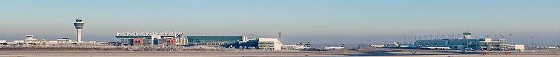 Munich airport winter panorama 2015.jpg