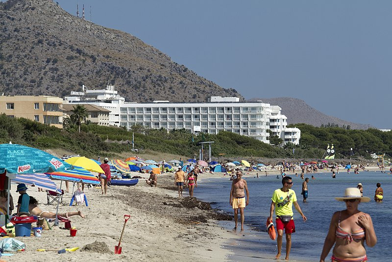 File:Muro, Balearic Islands, Spain - panoramio (5).jpg