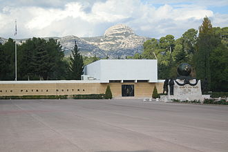 French Foreign Legion Museum - The museum in 2006