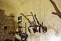 Museo etnografico oleggio area contadina aratro.jpg