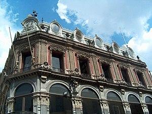 Museo del Estanquillo - The La Esmeralda building
