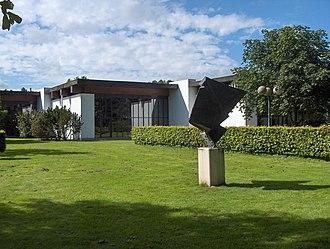 Museum van Deinze en de Leiestreek - External view of the museum