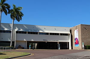 Museum and Art Gallery of the Northern Territory - Image: Museum and Art Gallery of the Northern Territory