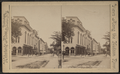 Music Hall and John St., Kingston, N.Y., Hudson River, from Robert N. Dennis collection of stereoscopic views.png