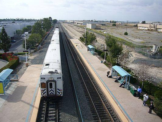 Irvine Transportation Center