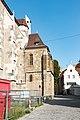 Nördligen, St. Georg, Haus Pfarrgasse 3 20170826 001.jpg