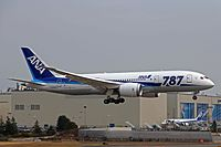 JA822A - B788 - All Nippon Airways