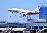 N253QS 2001 Dassault Aviation FALCON 2000 C-N 153 (5871704750).jpg