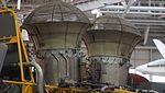 NAL VTOL Flying Test Bed JR100F lift jet at Kakamigahara Aerospace Science Museum November 2, 2014 01.jpg