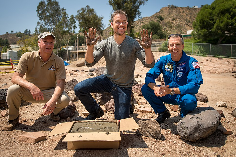 """NASA Journey to Mars and """"The Martian"""" (201508180009HQ)"""