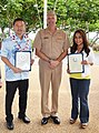 NAVFAC Pacific Recognizes Length of Service Awardees (16287680935).jpg