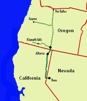 Nevada–California–Oregon Railway