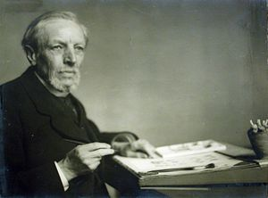 N. E. Brown - N. E. Brown in later years