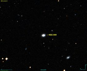 Image illustrative de l'article NGC 849