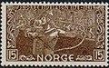 NK295 Snorre norwegian stamp.jpg