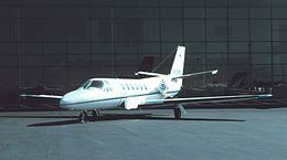NOAA Cessna Citation II N52RF.jpg