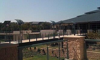 Northwest Vista College - Bridge from Juniper Hall to Huisache Hall