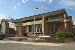 Nagasaki Civic Auditorium 2010.jpg