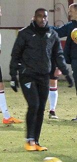 Nat Wedderburn English footballer