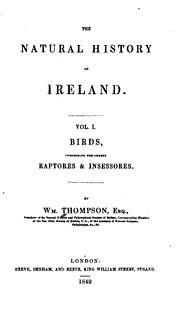 <i>The Natural History of Ireland</i>