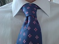 c6c688a87d1 The necktie originates from the cravat, a neckband made from silk