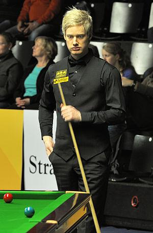 Neil Robertson (snooker player) - German Masters 2013